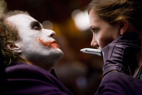 Nueva foto de The Dark Knight con Joker de protagonista